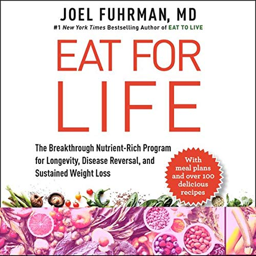 Eat for Life cover art