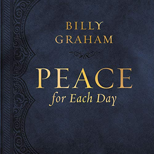 Peace for Each Day audiobook cover art