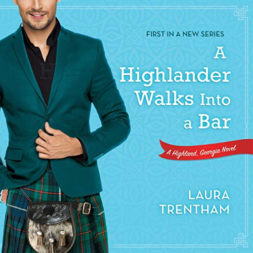 A Highlander Walks into a Bar audiobook cover art