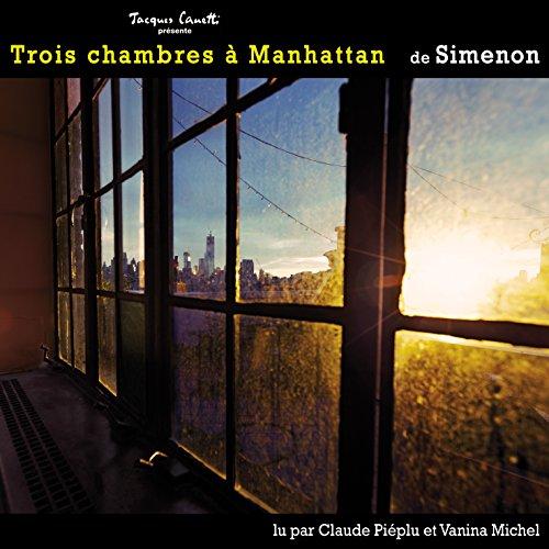 Couverture de Trois chambres à Manhattan
