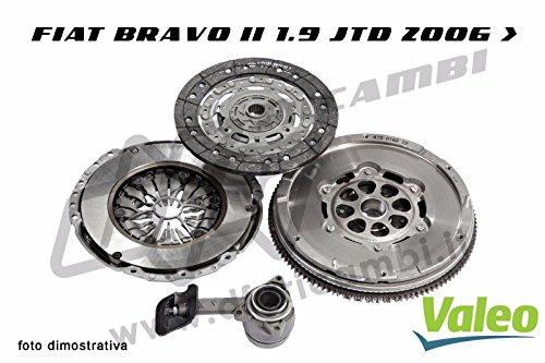 KIT FRIZIONE VOLANO CUSCINETTO VALEO KV0011-836034 - 826814-804557