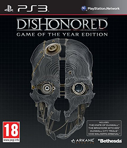 Dishonored: Game of the Year Edition (PS3) (UK) (輸入版)