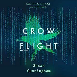 Crow Flight audiobook cover art