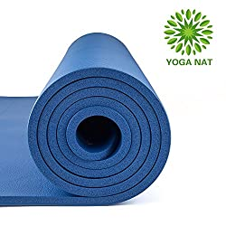 Yoga for nurses: yoga mat