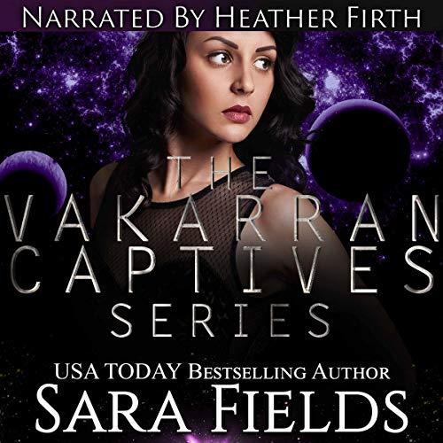 The Vakarran Captives Series: A Four Book Box Set cover art