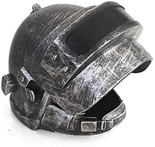 やけど防止 灰皿樹脂ヘルメット灰皿玄関飾り12×19センチメートル灰皿 大容量