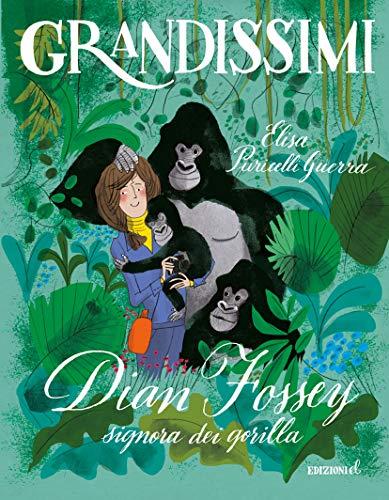 Dian Fossey, signora dei gorilla