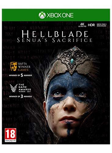 Hellblade: Senua's Sacrifice - Xbox One [Edizione: Regno Unito]