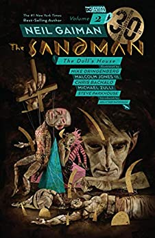 Sandman Vol. 2: The Doll's House - 30th Anniversary Edition (The Sandman) by [Neil Gaiman, Mike Dringenberg, Chris Bachalo, Michael Zulli]