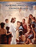 Book of Mormon Study Guide, Pt. 3: Helaman to Moroni (Making Precious Things Plain) (Volume 3) by Randal S. Chase (2013-02-02) -  Plain & Precious Publishing