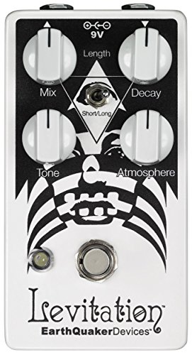 EarthQuaker Devices Levitation Reverb Machine Guitar Effects Pedal