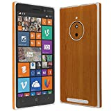 Skinomi Light Wood Full Body Skin Compatible with Nokia