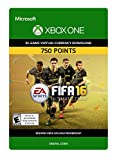 FIFA 16 750 FIFA Points - Xbox One Digital Code