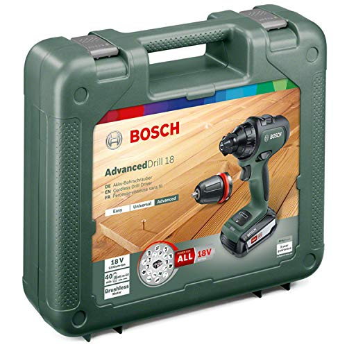 Bild 7: Bosch AdvancedDrill 18