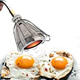 Oeyal Torch Attachment, Stainless Steel Culinary Torch Attachment, Professional Searing Grill Chef...