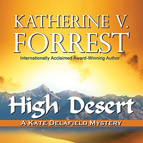 High Desert audiobook cover art