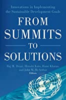 From Summits to Solutions: Innovations in Implementing the Sustainable Development Goals