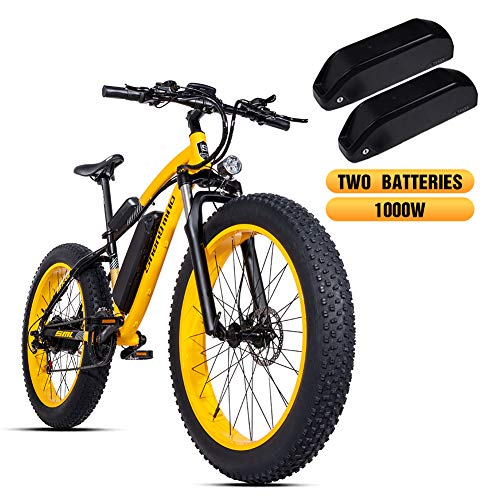 Shengmilo-MX02 26 Pulgadas neumático Gordo Bicicleta