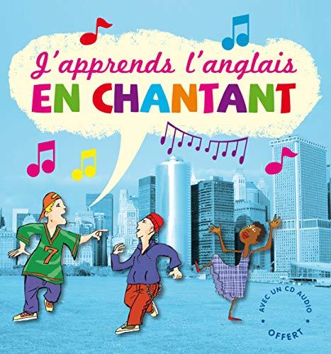 J'apprends l'anglais en chantant (1CD audio)