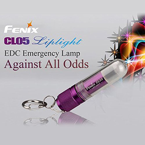 Bazaar Fenix  CL05 7 Modes mini camping lantaarn EDC noodlamp LED zaklamp