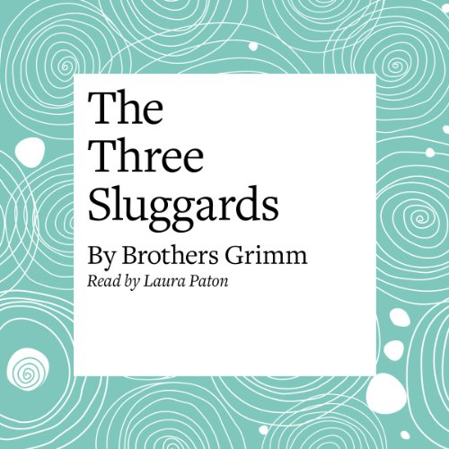 The Three Sluggards copertina