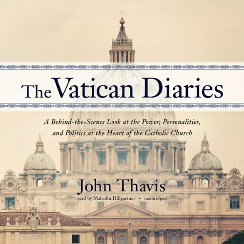The Vatican Diaries cover art