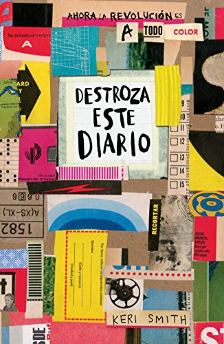 ~Reading~ Destroza este diario. Ahora a todo color (Libros Singulares) PDF Books
