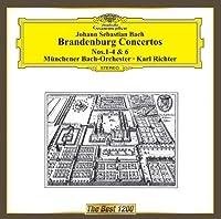 Bach: Brandenburg Concertos Nos. 1-4 by Karl Richter (2012-05-09)