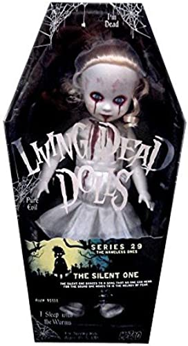 Living Dead Dolls Series 29 The Nameless Ones The Silent One 10.5 Doll by Living Dead Dolls