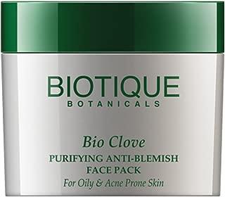 Biotique Bio Clove Purifying Anti Blemish Face Pack, 75g