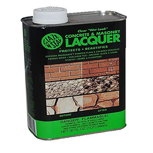 Glaze 'N Seal Original Wet Look Lacquer Sealer - Quart