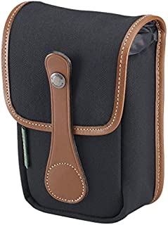Billingham AVEA 5 Canvas Pouch - Black/Tan