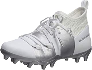 Under Armour Kids' C1n Mc Jr. Football Shoe