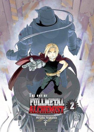 The Art of Fullmetal Alchemist 2: 1