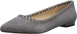 حذاء رياضي نسائي من Athena Alexander بلون رمادي SUEDE، مقاس 10 M US