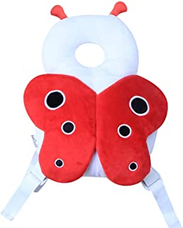 Baby Pillow Head Protection Weixinbuy Adjustable Safety Pads Cushion for Toddler Infant Baby Walker Prevent Head Injured for Baby Learning to Walk or Run