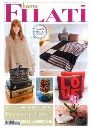 Home Filati 66 Knitting Pattern Book