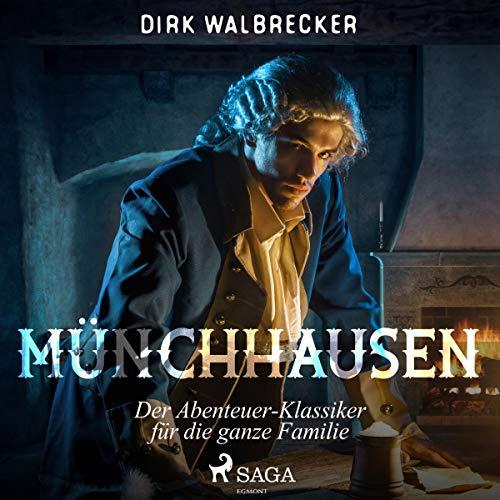 Münchhausen - Der Abenteuer-Klassiker für die ganze Familie Titelbild