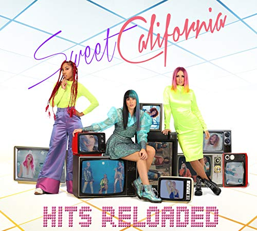 Sweet California - Hits Reloaded (2Cd) Edición Firmada + 10 Postales
