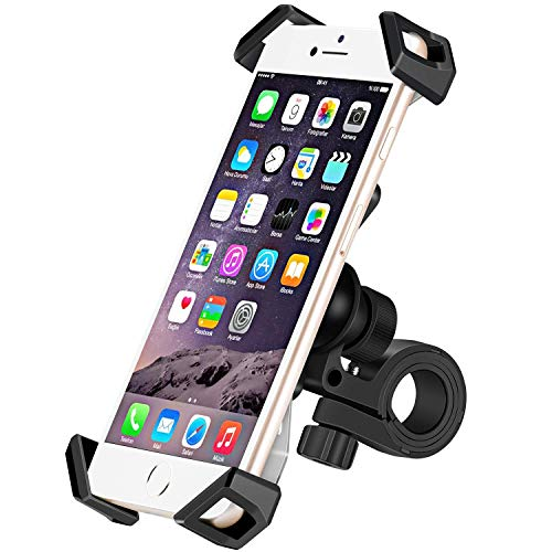 BUOCEANS Magnetic Car Phone Holder - 360° Swivel Car Mount Ideal for iPhone, Samsung, Nexus