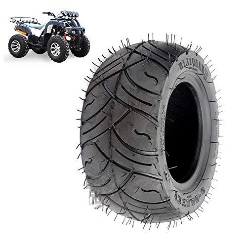 Neumáticos amortiguadores para Scooters eléctricos 13x5.00-6 Neumáticos sin cámara, neumáticos Antideslizantes Resistentes al Desgaste de 6 Pulgadas, adecuados para Accesorios de neumáticos ATV/Kar