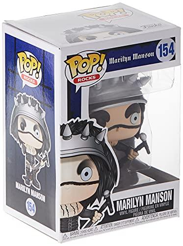 POP Rocks: Marilyn Manson - Marilyn Manson
