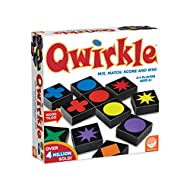 Mindware   Qwirkle UK Edition (NEW)   Board Game   Ages 5+   2-4 Players   45 Minutes Playing Time
