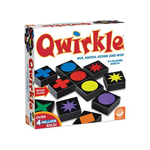 MindWare Qwirkle Mix, Partido, Puntuación y GANA!