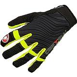 castelli - CW 6.0 Cross Glove, Color Amarillo,Negro, Talla XL