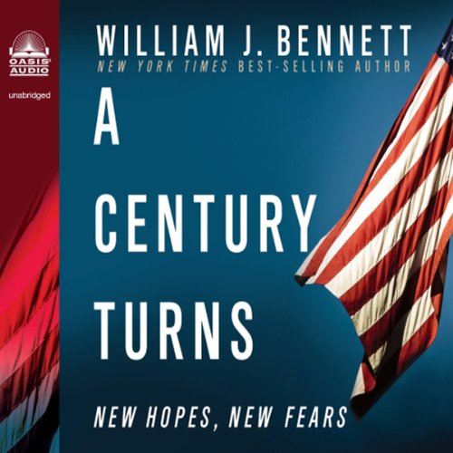 A Century Turns audiobook cover art
