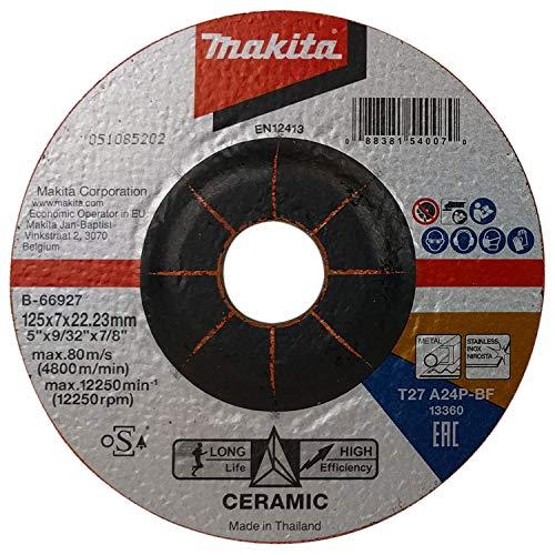 Makita B-66927 disco de grano de cerámica