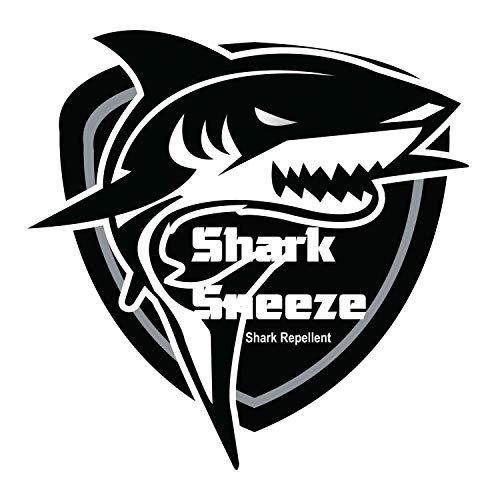 Blue Planet DNA Shark Sneeze Shark Repellent for Life Vests, Rafts, PFD