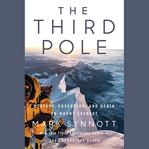 The Third Pole audiobook cover art