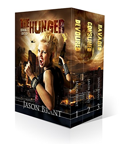 Download The Hunger Omnibus Edition (The Hunger 1-3) (English Edition) B00IV1N6VU